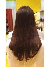 デュオ ヘアー エクステンションズ 渋谷店(DuO hair Extentions)ナチュラルロングボブ風に(^_-)-☆