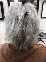 コレット ヘアー 大通(Colette hair)ホワイトブリーチストレート=ミスターならできちゃいます