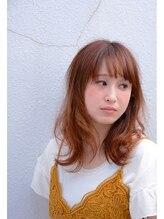 ベルフェミンクレイル(Belle femin CLAIRE)外はねレイヤー★ masami style