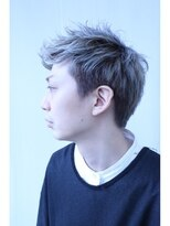 【M/OSSA】無造作メンズヘアー