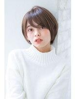 アンアミ オモテサンドウ(Un ami omotesando)【Unami】小倉太郎 大人女子ショートスタイル