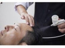 メンズウィル バイ スヴェンソン 宇都宮スタジオ(MEN'S WILL by SVENSON)の雰囲気(専門のプロ技で熟練のマッサージを体験。頭皮ケアと共に癒しを)