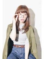 ルートエー(ROUTE a)【 ROUTE a 】 めがね女子 × アンニュイ・ミディ