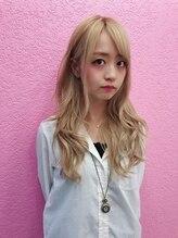 アジールヘア 所沢プロペ通り店(agir hair)染谷 穂乃美