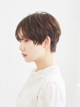 ガレリアエレガンテ 徳重店(GALLARIAElegante)の写真/徳重NEWOPEN☆日本最高値《オーガニック成分94%》の白髪染め。長く綺麗な髪を維持するための上質カラー!