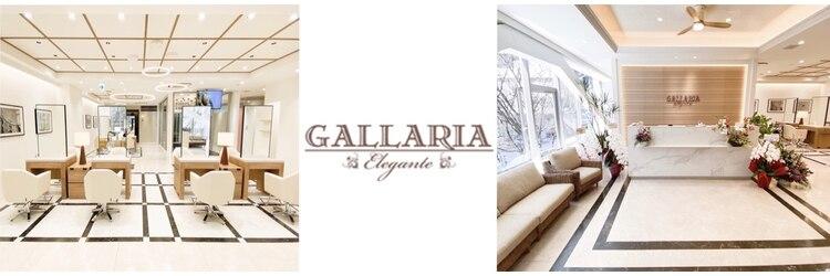 ガレリアエレガンテ 栄店(GALLARIA Elegante)のサロンヘッダー