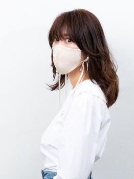 シロ(shiro.)の写真/女性Stylistによる完全マンツーマン施術◎大人女性の悩みにしっかりと向き合い,丁寧に解決へと導きます。