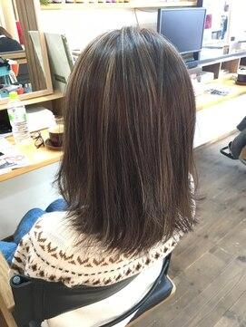 アリシアヘアー(ARISHIA hair)3Dカラー☆【ARISHIA hair 那珂】