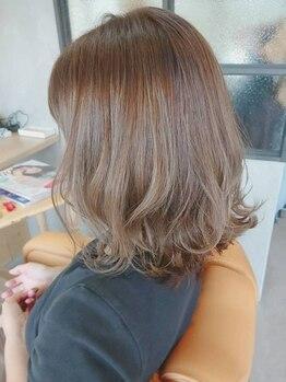 ロコヘアー(ROCO HAIR)の写真/カラーの前処理・後処理を徹底!頭皮や髪が傷みにくく、綺麗におしゃれを楽しめます♪