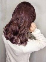 ソース ヘア アトリエ 京橋(Source hair atelier)【SOURCE】カシスピンク