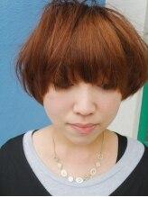 ウミヘアー(umi.hair)ふんわりやわらかマシュ