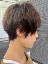 ヘアーウーノイルヴェント(HAIR UNO ilvento)【360度美シルエット】なショート【HAIR UNO 水戸】