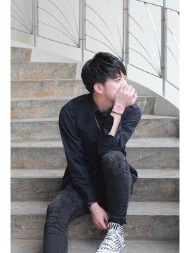 メンズヘアースパイス ユメサキ(Men's Hair SPICE -yumesaki-)エアマッシュ