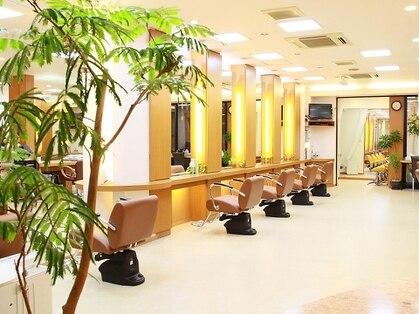 美容室サルビア南町店の写真