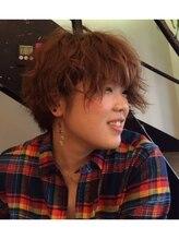 コムヘアーハヤマ(com hair HAYAMA)佐藤