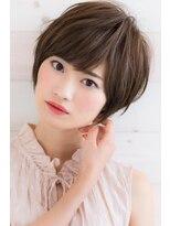 リル ヘアーデザイン(Rire hair design)【Rire-リル銀座-】ひし形シルエットのエアリーショートボブ☆彡