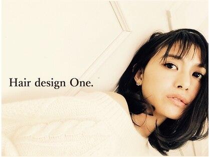 ヘアデザイン ワン(Hair design One.)の写真