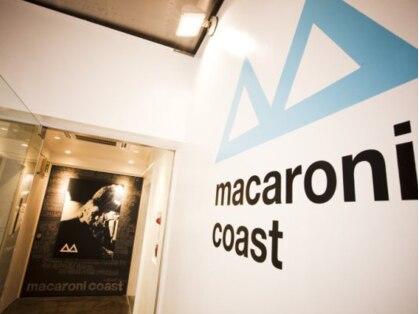 マカロニコースト(macaroni coast)の写真