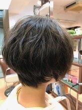 レフ ヘア デザイン(Reff.hair design)【愛され】ゆるふわショートボブ