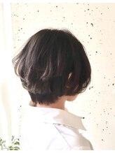セルカ ヘアアンドリラックス(CERCA hair&relax)cerca☆ショートボブ
