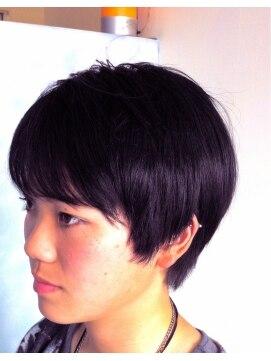 ヘアーカーブ(haircarve)carveクール☆マッシュショート