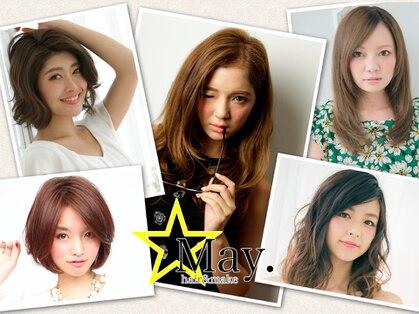 メイ 盛岡店(May.hair&make)の写真