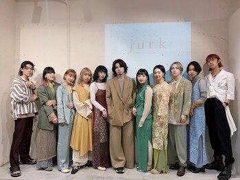 ユルク(jurk)の写真/《久屋大通1分》ミルボンDA2019 東海大会グランプリも受賞した実力派スタイリストがお出迎え☆