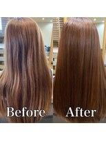 アリシアヘアー(ARISHIA hair)髪質改善 艶髪 さら艶 ストレート 【アリシアヘアー 那珂】