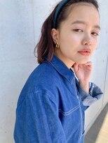アレーン ヘアデザイン(Alaine hair design)【Alaine】BOBスタイル×アレンジ