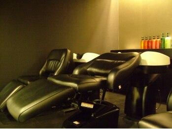 ヘアーメイク アヴァンティ(HAIR MAKE AVANTI)の写真/【本山】ノンシリコン&オーガニックSPAで頭皮にも髪にも優しい◆寝心地の良いスパ台で癒しのSPAtime♪