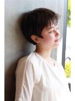 サラビューティーサイト 志免店(SARA Beauty Sight)ラフな質感のピュアショート