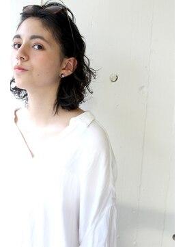 ミラバイグリーン(Mira by green)Bounce curl × Bob 【大人ボブ】 #5