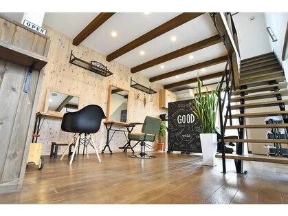 ログヘアアトリエ (log hair atelier)の写真