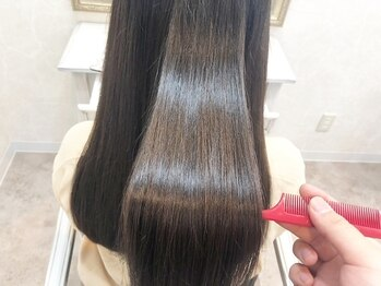 リルアーチ(Lillarch)の写真/23時まで営業◎髪質やダメージに合わせて組み合わせるオーダーメイドトリートメント