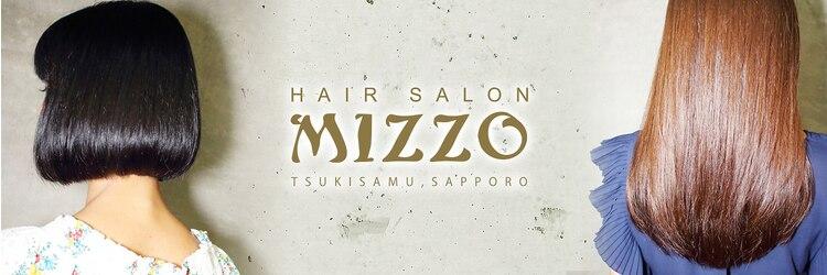 ミッゾ(MIZZO)のサロンヘッダー