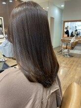 ラブ 蕨(LAB)髪質改善で理想のツヤ髪ストレート