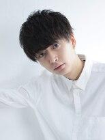 アルバム シンジュク(ALBUM SHINJUKU)マット無造作ショートネープレスセミウェットビジカジ_33181