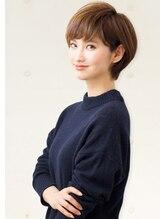 美容室 サボイ 高崎店(SAVOY)【oggiottoで髪ツヤUP♪】愛されショート×耳かけ小顔スタイル