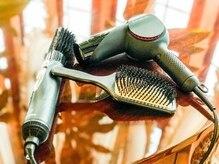 エレガント美容室の雰囲気(髪質改善のための最新アイテム取り扱い【復元ドライヤー】)