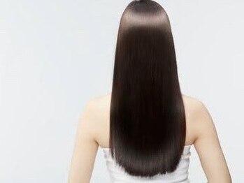 縮毛矯正専門店 ヘアブロンズ(hair Bronze)の写真/大人女性の強い味方!ダメージレスに徹底的にこだわるサロンBronze☆クセ毛や白髪の悩みを解決します♪