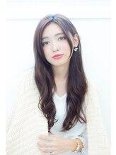 アルー ヘアーデザイン 中山寺店(aluu hair design)ナチュラルなスタイル