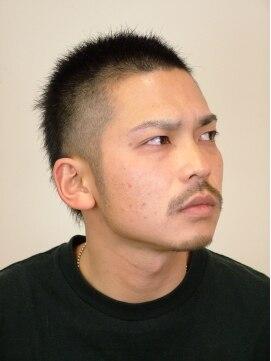 2014最旬★人気順 流行のメンズ ベリーショートスタイル(男性のかっこいい髪型ラ\u2026