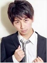 メンズ ピノ(Men's PINOT)デキル男のビジネスショート