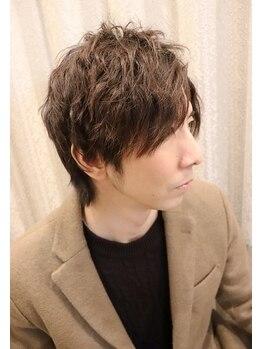 トゥエンティーフォー 和泉店(24)の写真/自分に合う髪型が判らない…髪型は似合うではなく貴方の好みで決まります。是非貴方の好きを作らせて下さい