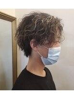 スマイロンナイロン ヘアー(smile on nylon hair)メンズカジュアル
