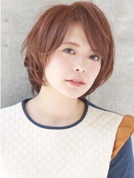 アンテナ ヘアリゾート 浦和東口店(ANTEnNA HairResort)の写真/骨格を計算してカットするからまとまりがよく持ちも良い!再現性を重視した上質なカットは口コミでも話題!