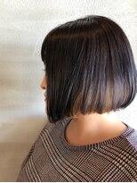 ヘアアンドヒーリング クローバー(Hair&Healing Clover)クールボブ