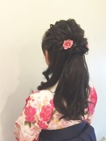 【Neolive 横浜西口店】☆卒業式ヘアセット 8☆