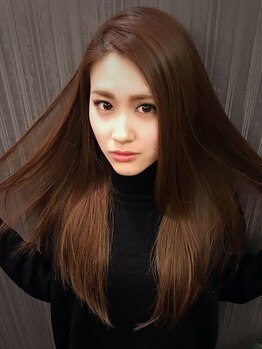 アールヘアー(ar hair)の写真/【ar hairは「カラーをすると傷む」の概念はありません!】ケアしながらカラーをのせる専門性高い技術を★