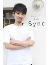シンク(Sync)野田 貴俊